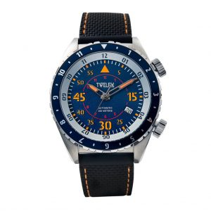 TWELF-X SKY 1914 AUTO FLYER – BLUE/S. STEEL (5003)