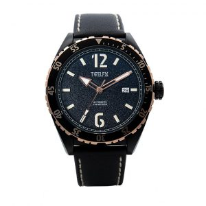 TWELF-X OCEAN 1908 DEEP WAVE – BLACK/ROSE GOLD (1005)