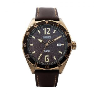 TWELF-X OCEAN 1908 DEEP WAVE – BROWN/BRONZE (1009)