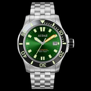 Audaz Octomarine (NEW) – Green/Black