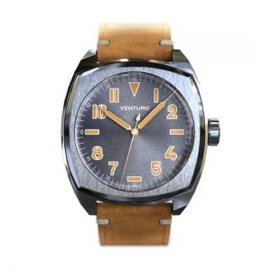 Gruppo Gamma Venturo Field Watch II – Grey Sunburst