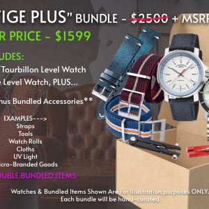 PRESTIGE PLUS Double Bundle