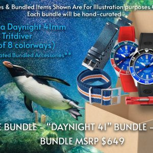 "DEEP BLUE BUNDLE 1 Features ""DAYNIGHT 41 BUNDLE"""