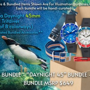 "DEEP BLUE BUNDLE 2 Features ""DAYNIGHT 45 BUNDLE"""