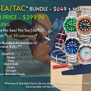 DEEP BLUE PRO SEA BUNDLE