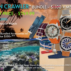 OCEAN CRAWLER HAND-CURATED BUNDLE
