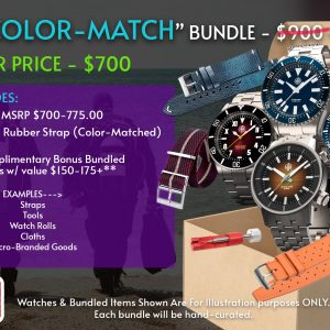 NTH HAND-CURATED COLOR-MATCH BUNDLE